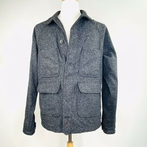 Apolis Jackets & Coats - Apolis Global Citizen Gray Wool Chore Coat XL NWOT